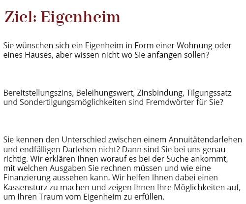 Finanzierung Wohnung für 68723 Schwetzingen